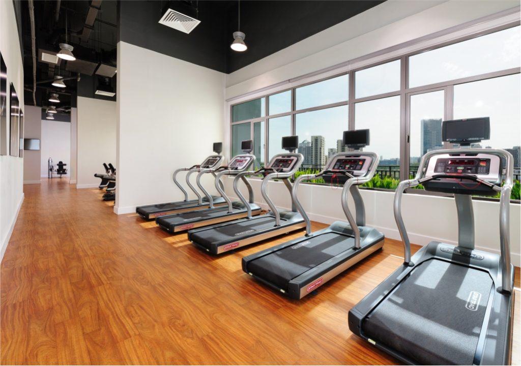 Phòng tập gym